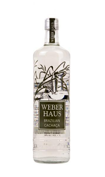 Weber Haus Cachaca Silver