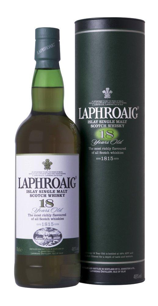 Laphroaig 18 Years Old
