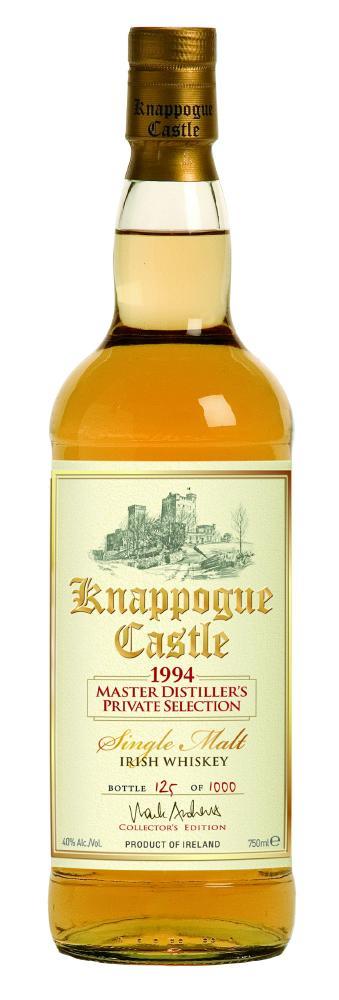 Knappogue Castle 1994 Master Distiller's Private Selection