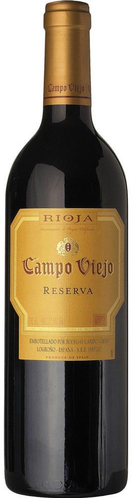 2005 Campo Viejo Reserva Tempranillo