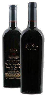 2007 Pina Cabernet Sauvignon D'Adamo Vineyard