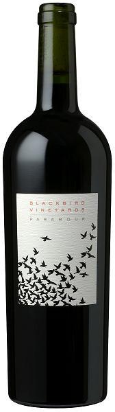 2007 Blackbird Paramour Napa Valley