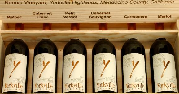 2006 Yorkville Cellars Malbec Rennie Vineyard Yorkville Highlands