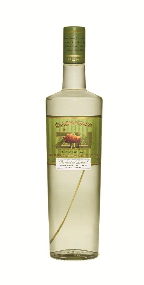 ZU Zubrowka Bison Grass Vodka