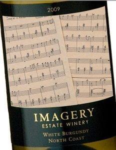 2009 Imagery Estate Winery White Burgundy North Coast