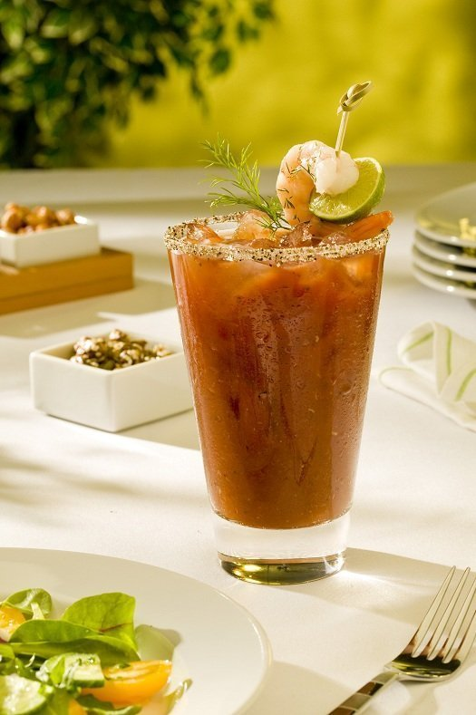 Demitri's Bloody Mary Classic Recipe