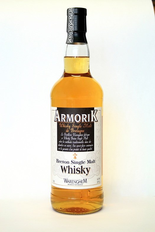 Armorik Breton Single Malt French Whisky