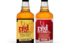red stag honey tea spiced with cinnamon