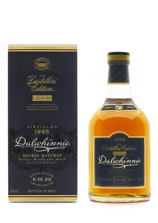 Dalwhinnie Distillers Edition 2011 - Distilled 1995