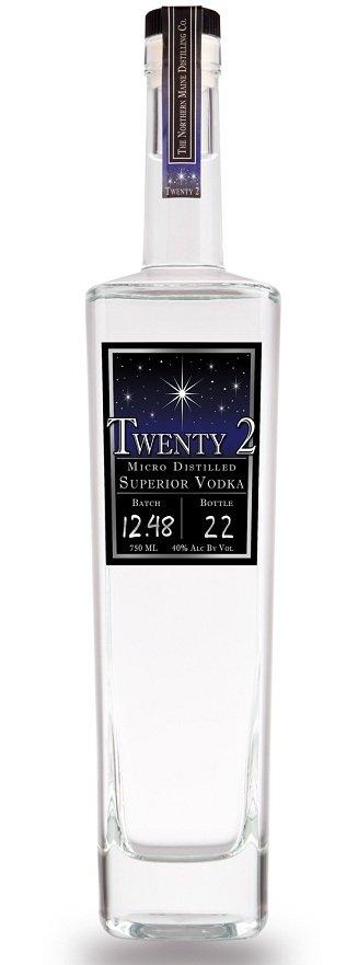 Twenty 2 Vodka