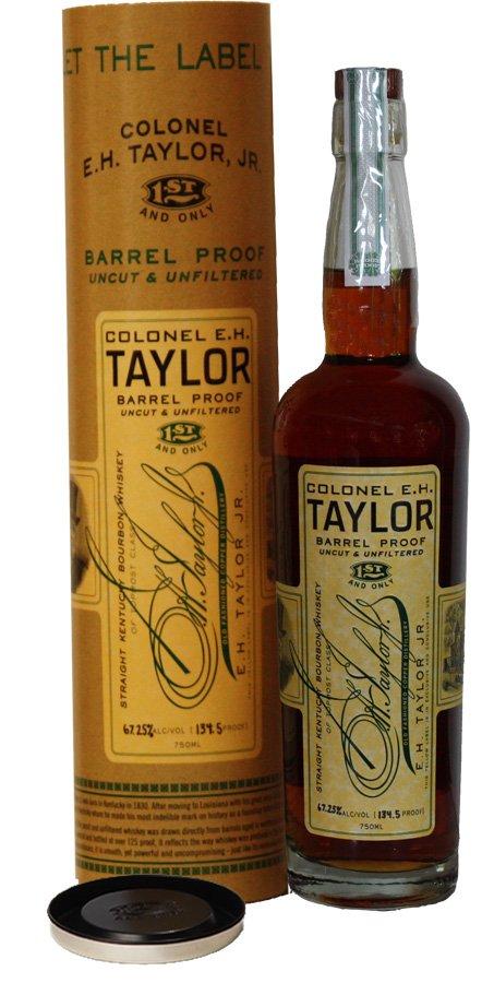 Col. E.H. Taylor Barrel Proof Bourbon