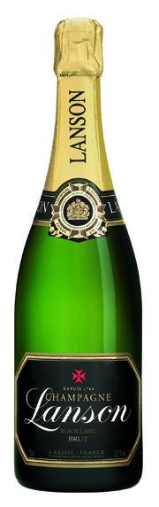 NV Lanson Brut Black Label Champagne