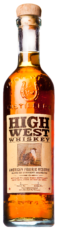 High West American Prairie Reserve Bourbon