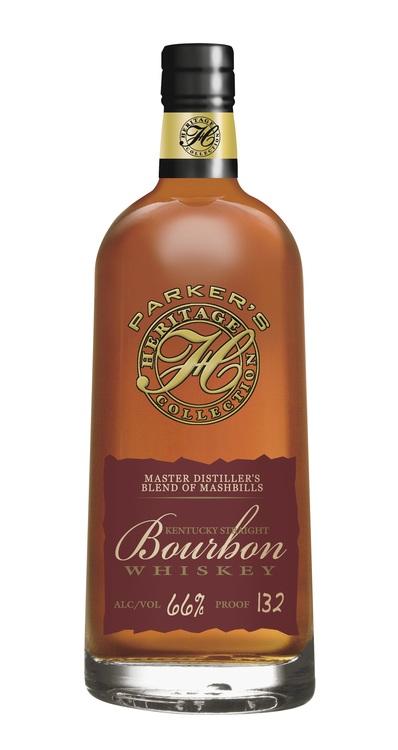 Parker's Heritage Collection Master Distiller's Blend of Mashbills Bourbon (2012)