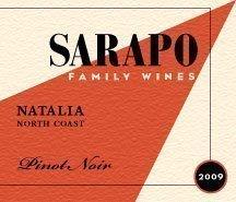 2010 Sarapo Pinot Noir Sonoma Coast Teresa's Reserve