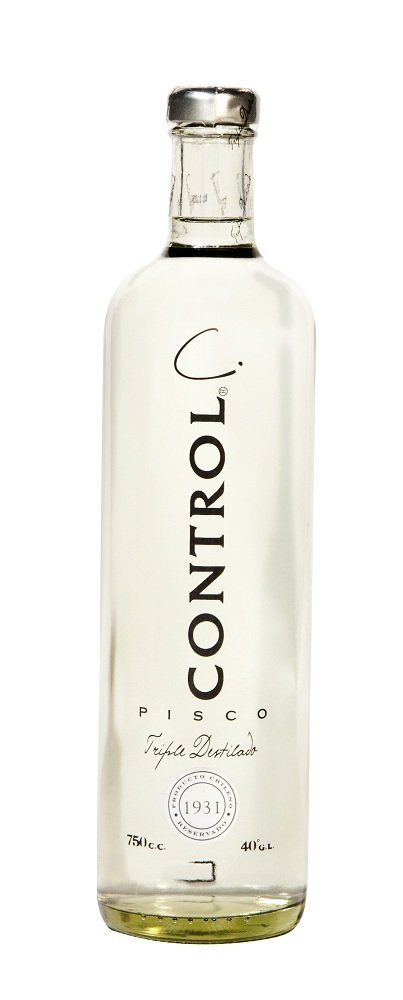 Control C Triple Distilled Pisco