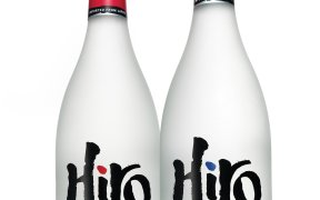Hiro Red Blue sake