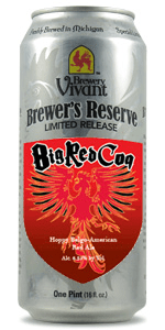 Brewery Vivant Brewer's Reserve Big Red Coq