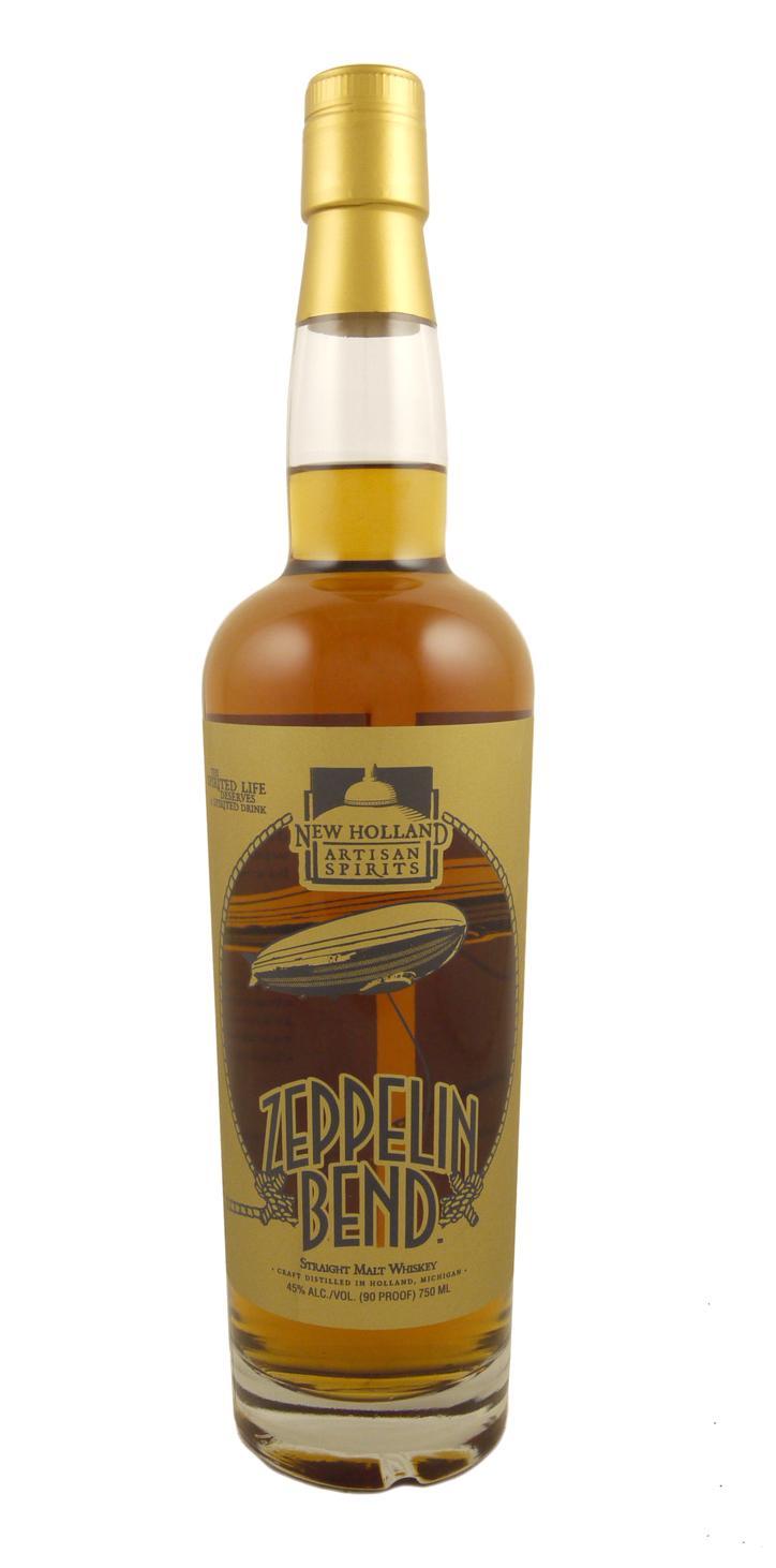 New Holland Zeppelin Bend Straight Malt Whiskey