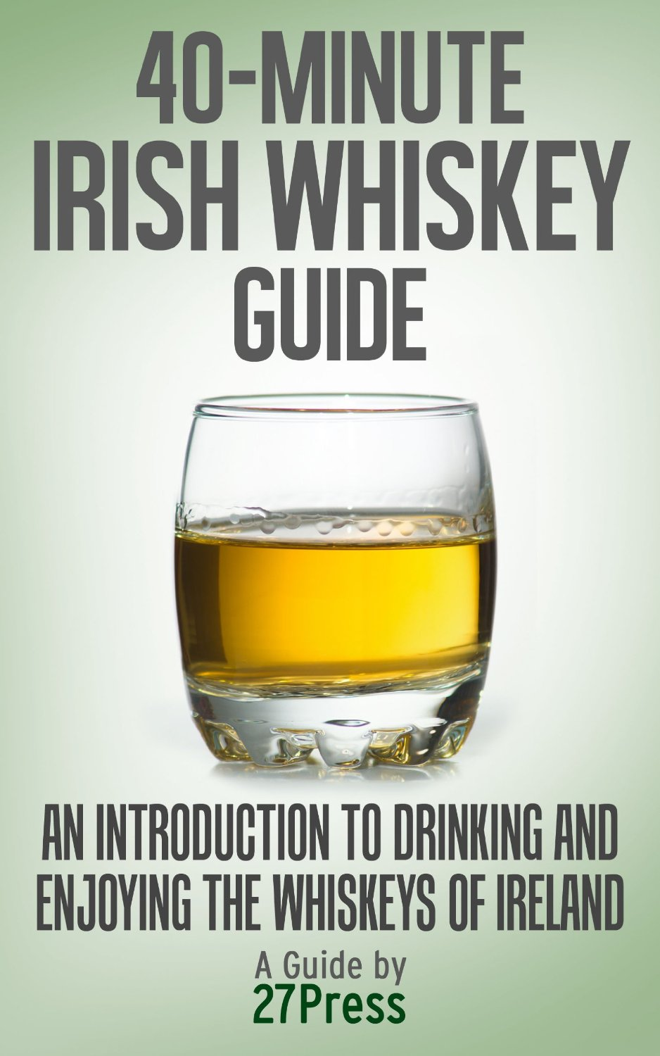 The 40 Minute Irish Whiskey Guide