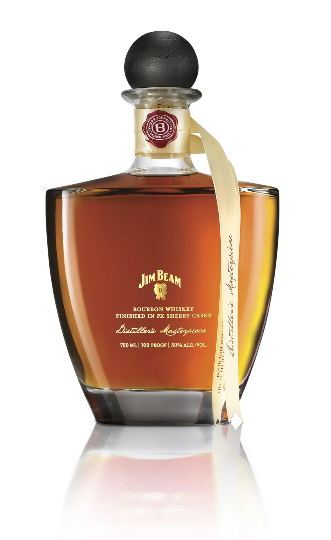Jim Beam Distiller's Masterpiece Sherry Cask Finished Bourbon