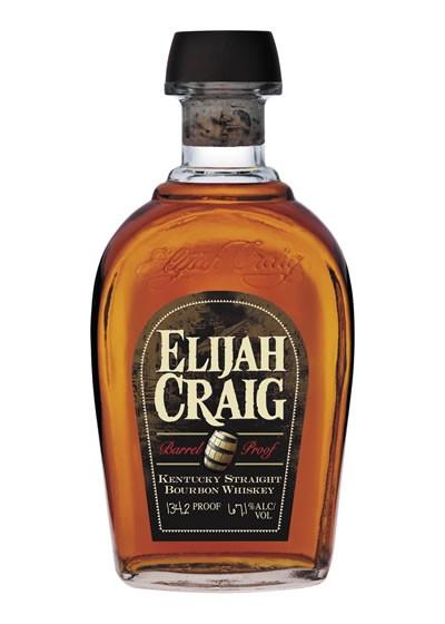 Elijah Craig Barrel Proof Bourbon (2013)