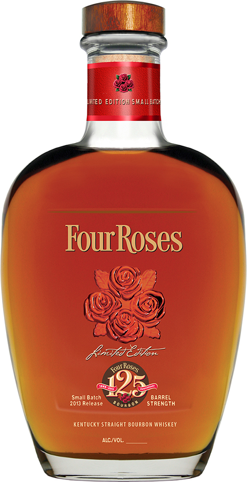Four Roses Limited Edition Small Batch Bourbon 2013 Edition - 125th Anniversary
