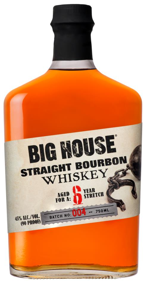 Big House Straight Bourbon Whiskey