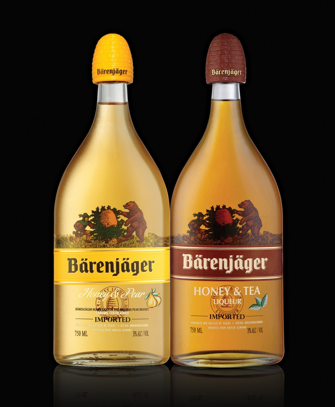 Barenjager Honey & Tea Liqueur