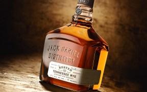 Jack Daniel's Rested Rye - bottle shot