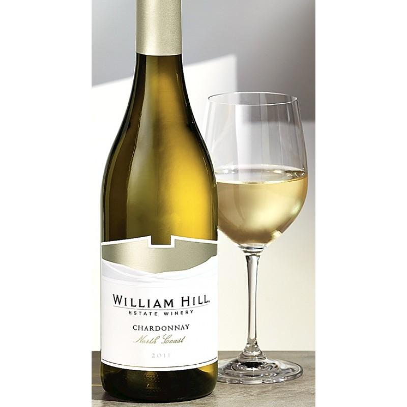 2012 William Hill Chardonnay North Coast
