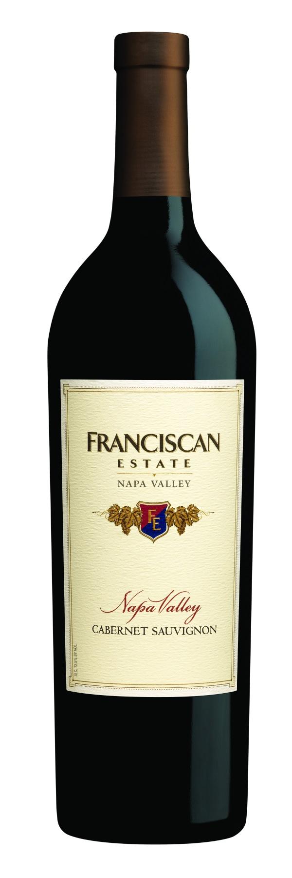 2011 Franciscan Estate Cabernet Sauvignon Napa Valley