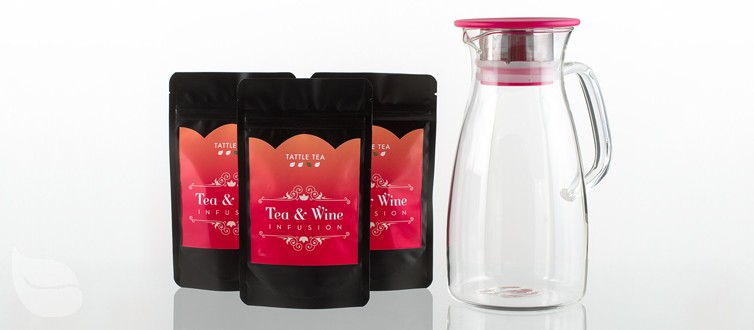 Tattle Tea Tea & Wine Infusion Kit