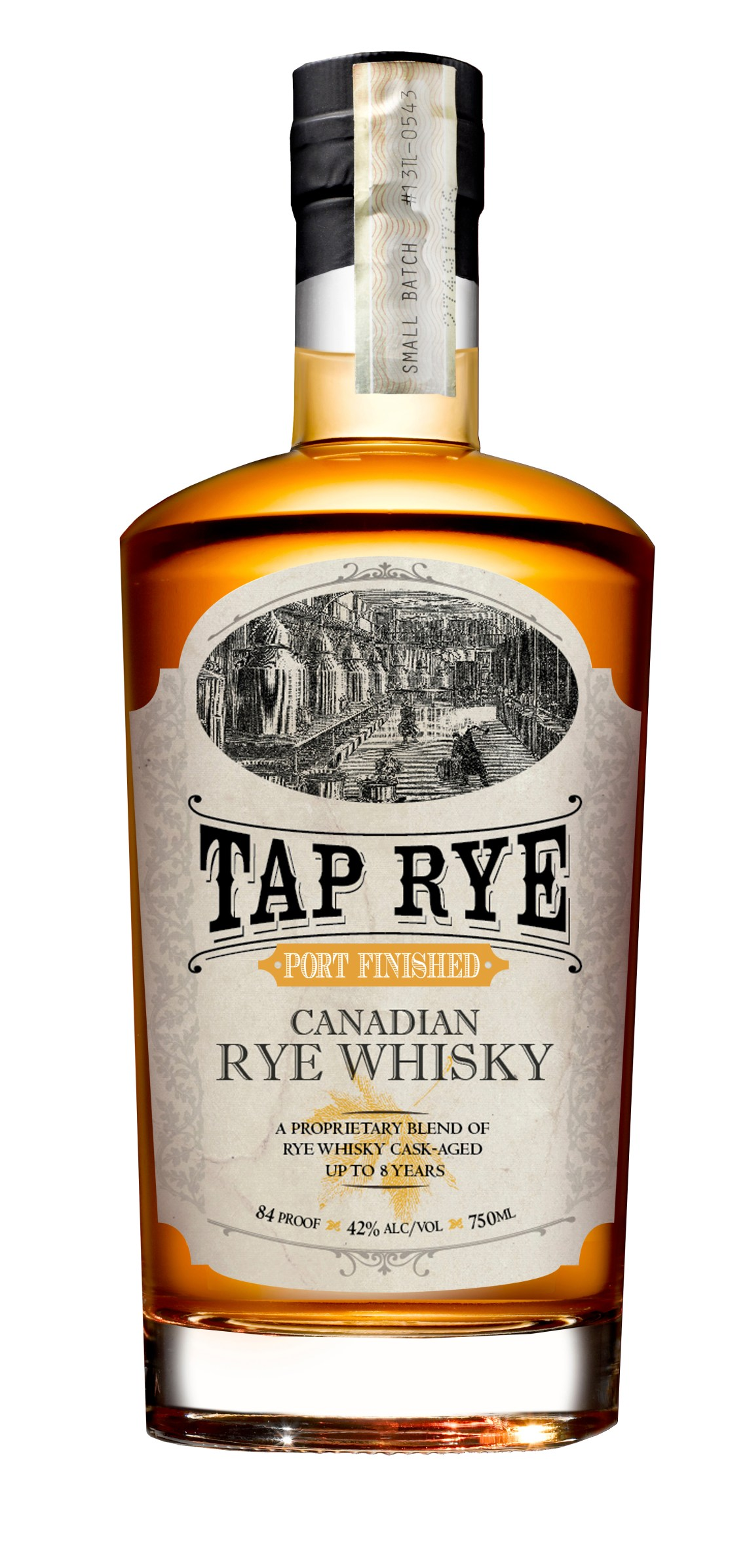 Tap Rye Port Finished Canadian Rye Whisky