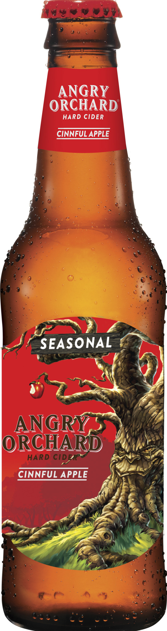 Angry Orchard Cinnful Apple Hard Cider