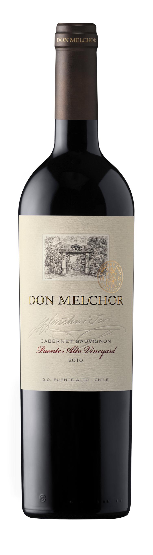 2010 Don Melchor Cabernet Sauvignon Puente Alto Vineyard