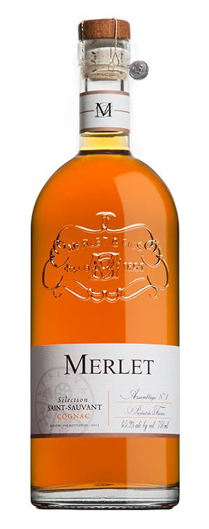 Merlet Cognac Selection Saint-Sauvant Assemblage No. 1