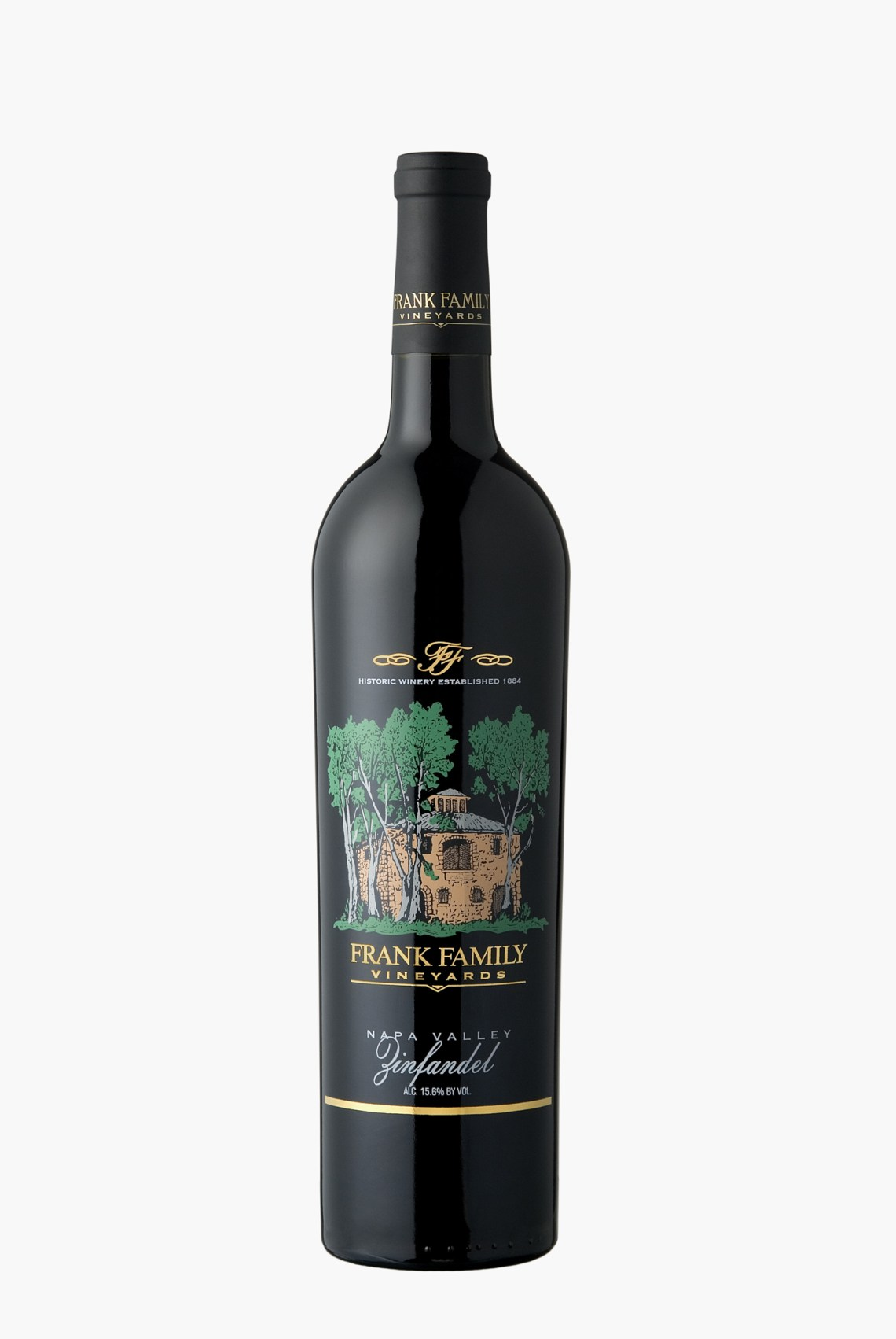 2012 Frank Family Vineyards Zinfandel Napa Valley