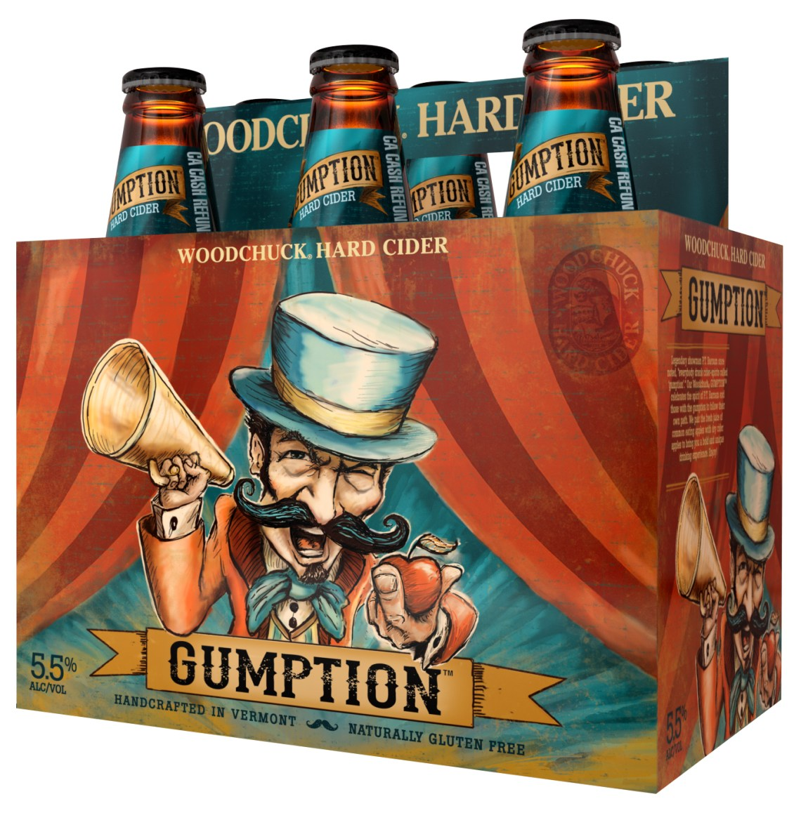 Woodchuck Gumption Hard Cider