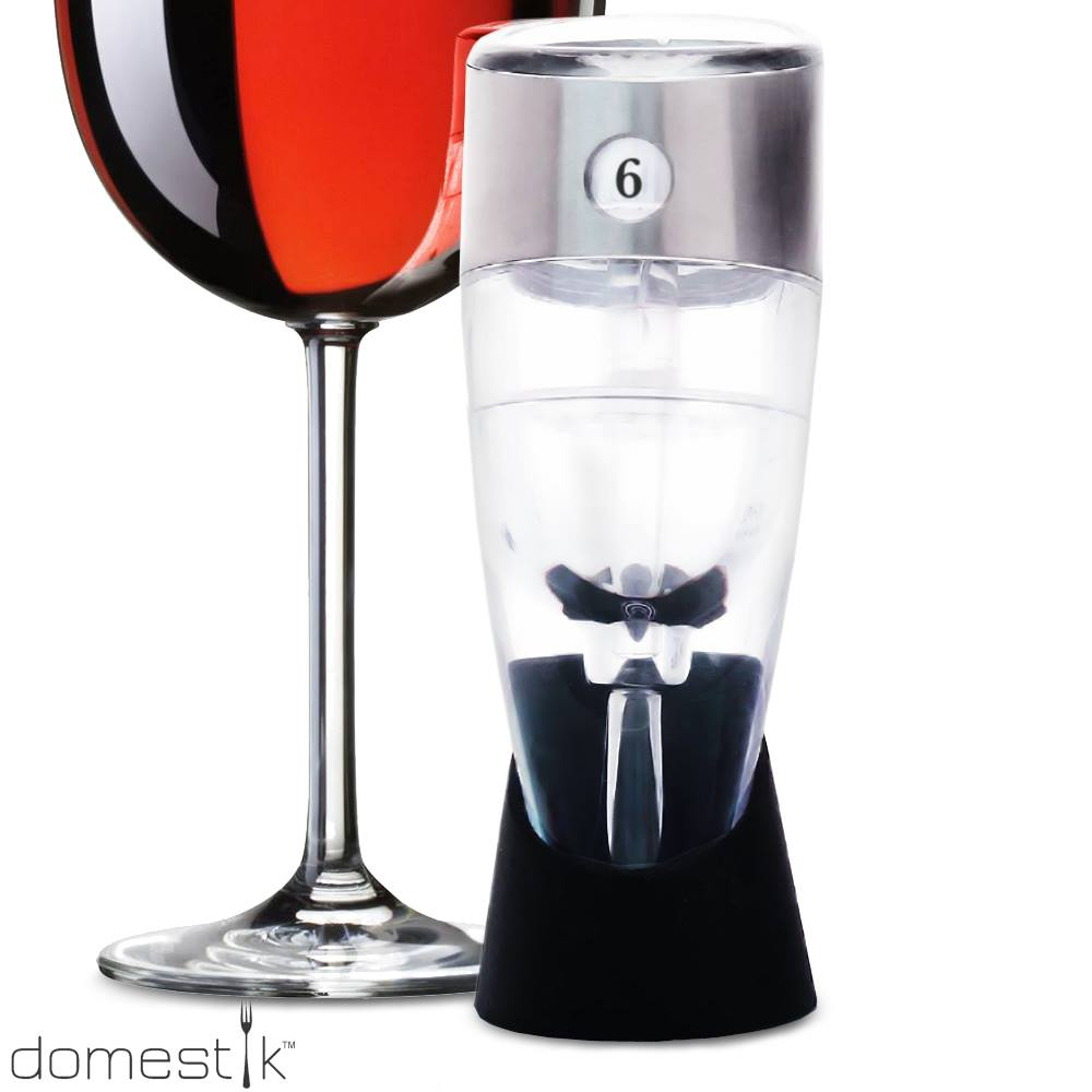 Domestik Adjustable Wine and Spirits Aerator