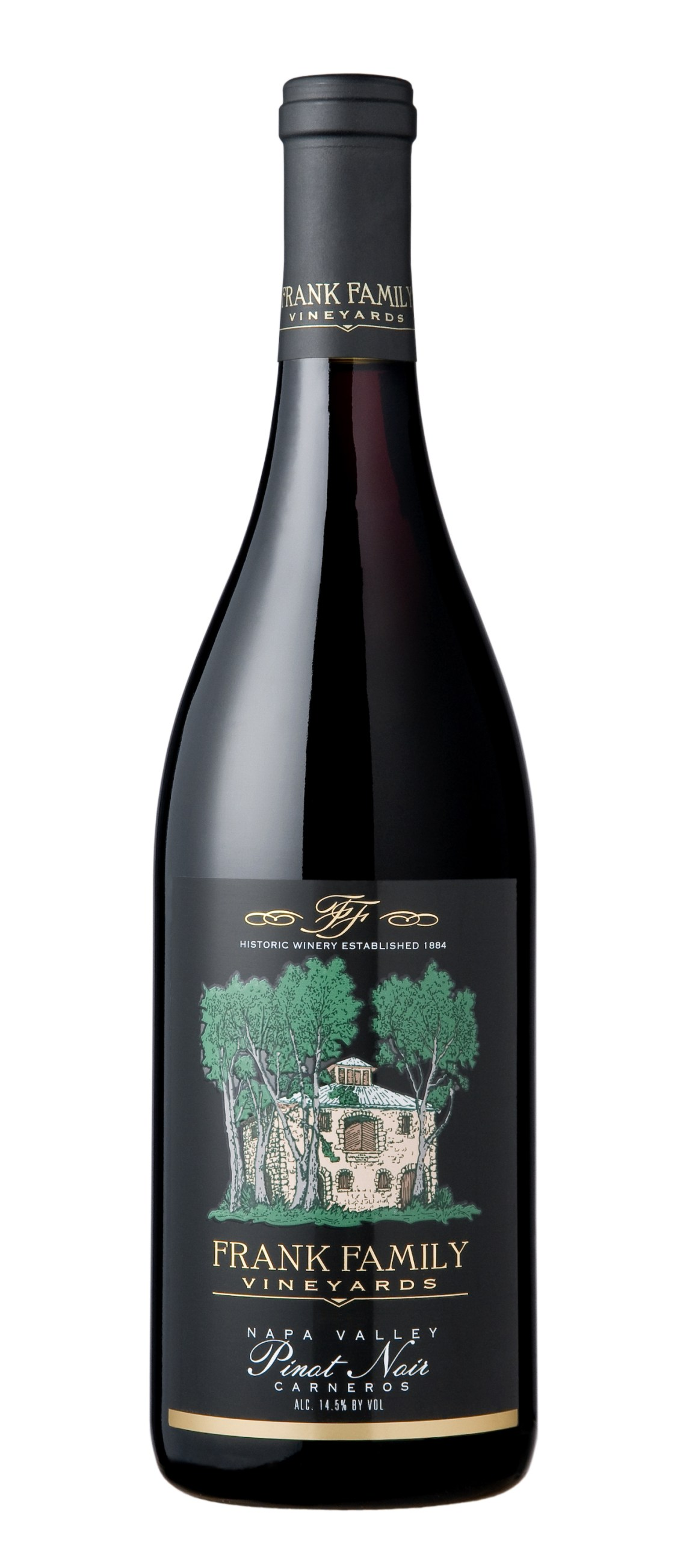 2013 Frank Family Vineyards Pinot Noir Carneros