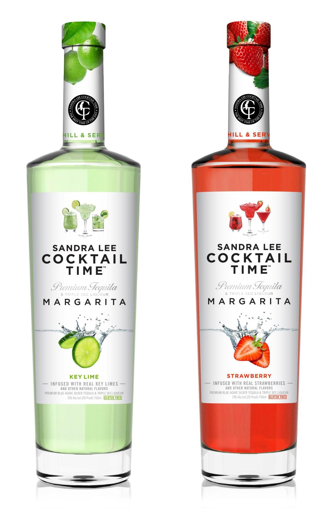 Sandra Lee Cocktail Time Margarita Key Lime