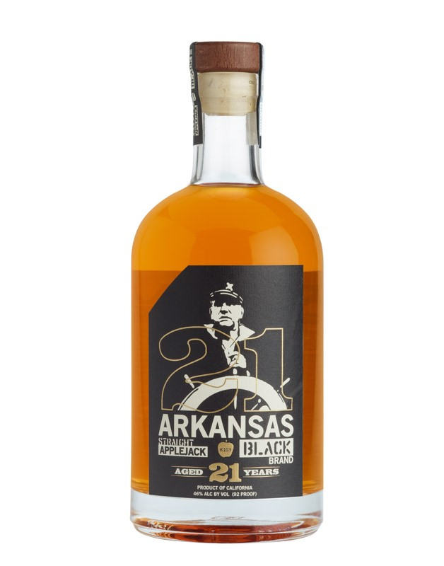 Arkansas Black Applejack 21 Years Old