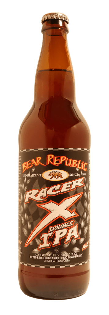Bear Republic Racer X Double IPA (2015)