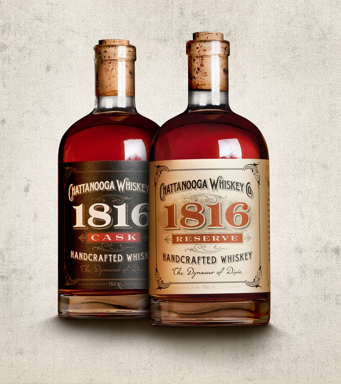 Chattanooga Whiskey Co. 1816 Reserve Handcrafted Whiskey
