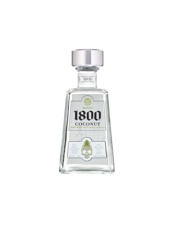 Review: 1800 Coconut Tequila - Drinkhacker
