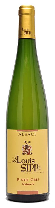 "2010 Louis Sipp Pinot Gris ""Nature'S"""