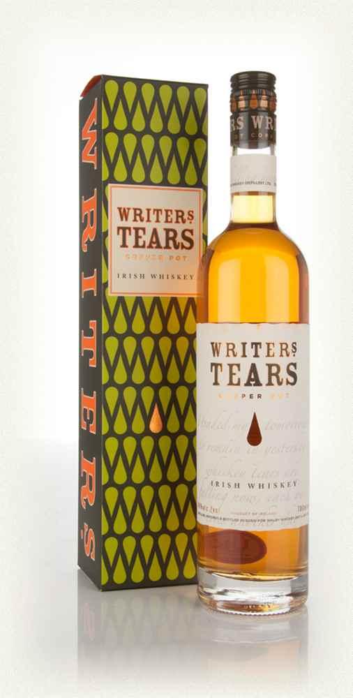 Writers Tears Irish Whiskey