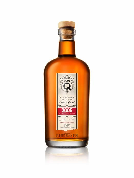 Don Q Rum Signature Release Single Barrel 2005