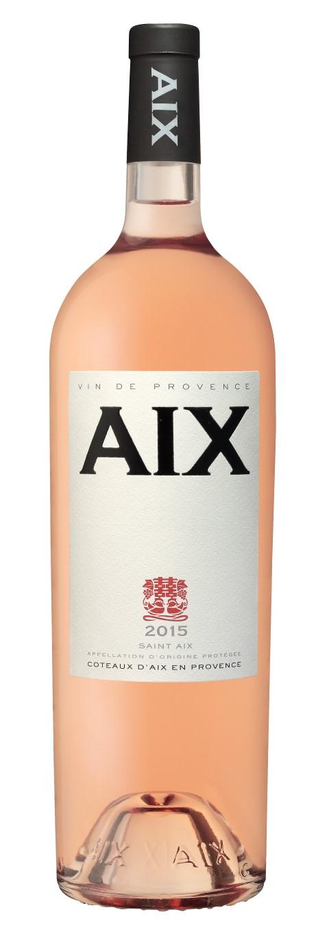 2015 AIX Rose Saint Aix Coteaux d'Aix en Provence